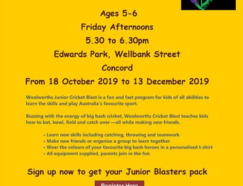 Briars Junior Cricket