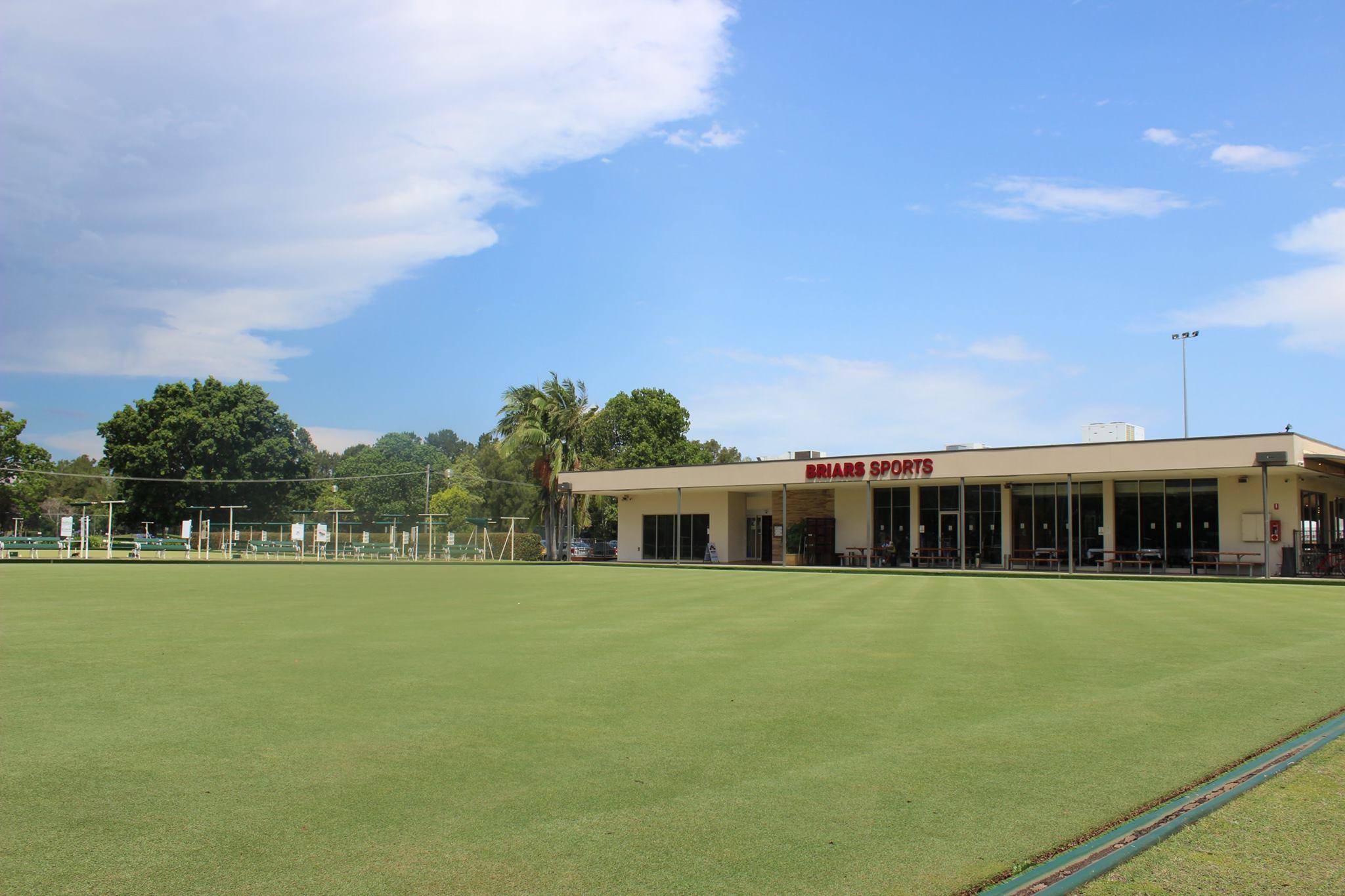 Briars sports home slider