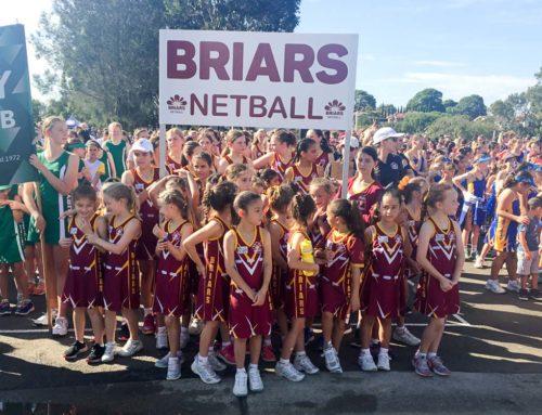Briars Netball
